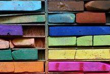 Palettes / Colour that inspires work