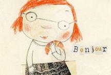 Children illustration / Illustration, books