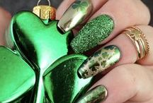 St. Patrick's Day / A place for my St. Patty's nail art designs