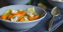 Soups, Stews & Chili Recipes / Delicious Soups, Stews and Chili! No pin limit, but please try repin 1 per every 2 you pin for pin etiquette! Happy pinning! Only vertical pins, please! To join: Follow @gastronomblog, and comment on my Add Me/Welcome Board pin with the boards you want to join! healthy, easy, slow cooker, dinner, crockpot, quick, fall, winter, best, broth, hearty, simple, cheap