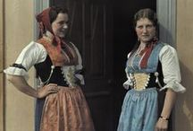 "Swiss atmosphere... / Traditional costumes : ""Trachten"" from Switzerland (Schweiz, Suisse, Svizzera, Svizra)"