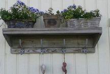 terassi, piha ja puutarha