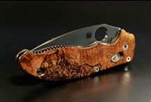 Custom Knives inspiracje