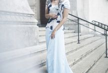 Alternative and colourful bride... / With corsets, colours and originality