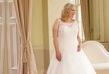 Curvy Range of Designer Wedding Dresses