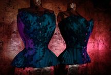 Modern corsetry... / Contemporary corsets, underbusts, oberbusts, cinchers, for dailywear, or formal wear, or tightlacing, or waist-training, or just to be gorgeous. Something miscellaneous...