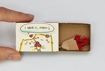 Mothers Day / Sweet handmade gift ideas and fab crafts for Mothers Day