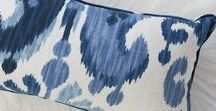 Soft Furnishings / A collection of beautiful things from my store and others.