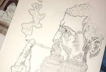 Crayon à papier