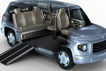 MV-1 / Introducing the MV-1, the world's first factory-built, wheelchair accessible vehicle. No conversion required!