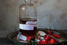Wildcrafted Drink / Homemade drink recipes (alcoholic and non) many that contain foraged, wild food ingredients.