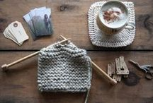Tejidos   Knitting and weaving