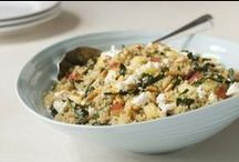 Soup, Salad & Side Recipes / Crave-worthy recipes for our favorites side dishes.