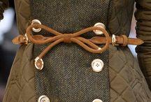 Upcycle / embellished clothing