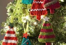 Xmas / Ideas for Christmas decorations etc