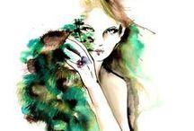 Saga Furs lookbook A/W 2013-14 / Saga Furs lookbook A/W 2013-14