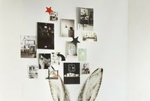 Picture walls / Fotogalerie mal anders