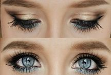 Krásne Líčenia pre Modré Oči