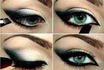 Krásne Líčenia pre Zelené Oči