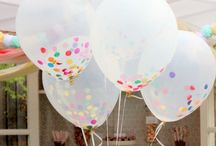 Feest en traktatie / birthday party inspiratie / by Odette Lips-Van Dam