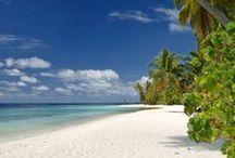 Maldives Islands / Islas Maldivas / by Francisco Javier