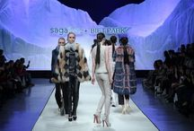 International Fur Trend 2015 / International Fur Trend 2015 runway show at BIFT Park, Beijing.