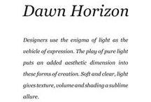 Dawn Horizon / Saga Furs lookbook A/W 2014-15 / by Saga Furs