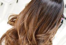 Hairstyles / by Hannah Trivedi