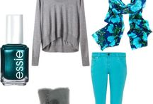 Outfits / Cute style and fashion  / by Hannah Trivedi