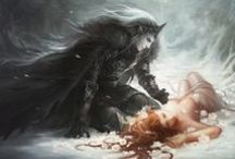 RPG inspirational scenes / A collection of various scenes for RPG inspiration. Any genre. Please see my other boards for other inspirational collections