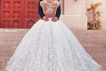 Wedding Ideas / Ideas for a wedding ranging from beautiful wedding dresses, to hairstyles, to flower bouquets and decor.