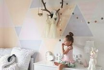KIDs ROOM / #decor #interior and #inspiration #ideas #for #kids #room