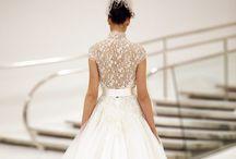 Referências Vestidos de Noiva / Modelos perfeitos para o grande dia!