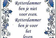 Visit Rotterdam! / De stad waar ik leef en ben geboren!