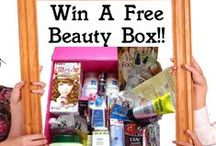 Beauty Blog / Visit their site at http://www.beautyblog.us/ for great beauty tips, free samples, & more!!!  Win a #BeautyBox by commenting on their blog! I DID!!! :)