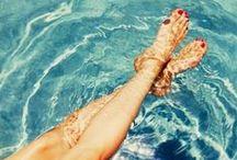 obiettivo ESTATE / Per chi trascorre l'inverno sognando la #spiaggia!