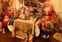 Vintage Christmas / Vintage Christmas  / by Carol Eaton Walsh