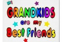 Nana & Grandpa  / by Gina Hernandez