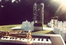 JULY 5th, 6th 2013 / THREE WEDDINGS MUSIC STORIES Francesca & Riccardo, Paolo & Sabrina, Riccardo & Cristina