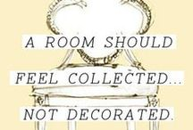 Home Decor / Let Crafted Decor inspire you with curated collections of home decor elements....  FOLLOW this board for regular updates