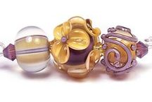 Lampwork beads / My handmade beads and jewlery