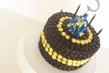 s u p e r   h e r o  p a r t y / Easy ideas for children's super hero party