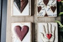 Valentine's Day Ideas / Valentines Day - Create romance and more with these loveable giftable ideas from #crafteddecor ! We have chosen a fantastic selection of gifts from our favourite store lines like; #SidDickens, #LampeBerger, #PooPourri, #MudPie, #Trapp