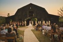 Rustic Wedding Ideas / From barn weddings, to country fields, Tulle Bridal loves these ideas to make your wedding your style.