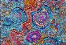 felt/wool/embroidery/applique