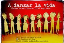 A Danzar la Vida / Movimiento Vital Expresivo - Sistema Rio Abierto