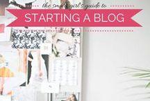 website/blog inspiration