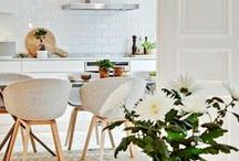 BEAUTIFUL HOME / Inspiring photos for my current home + future dream home