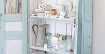 RUSTIC HOME DECOR / Everything Rustic Home Decor, DIY's and Crafts