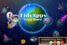 ~Kids Apps Group Board~ / Hi! Let's make this the Best Group Board on Pinterest for Kids Apps!! Please pin ONLY single apps (not group collections), sorry non-single will be removed. SPAMMERS BEWARE; you will be removed & reported. Want to pin here too? Please go to our first board & leave a message there. Happy App Pinning!